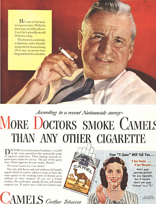 Smoking Ad #7